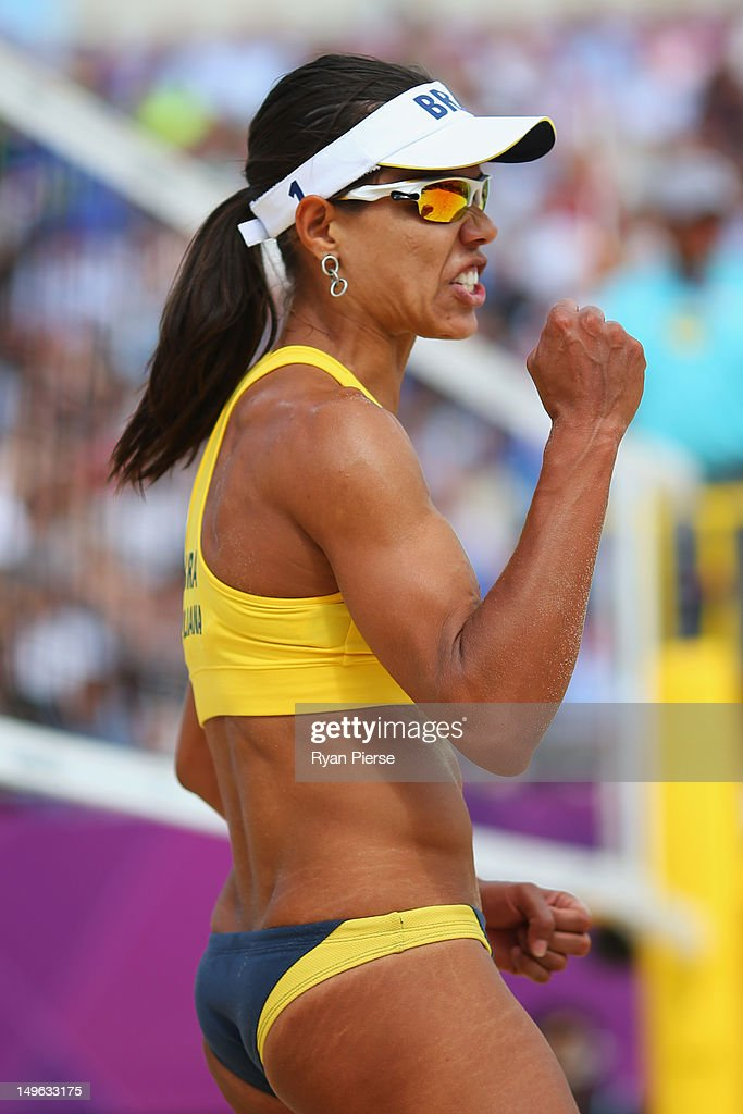 Olympics Day 5 - Beach Volleyball