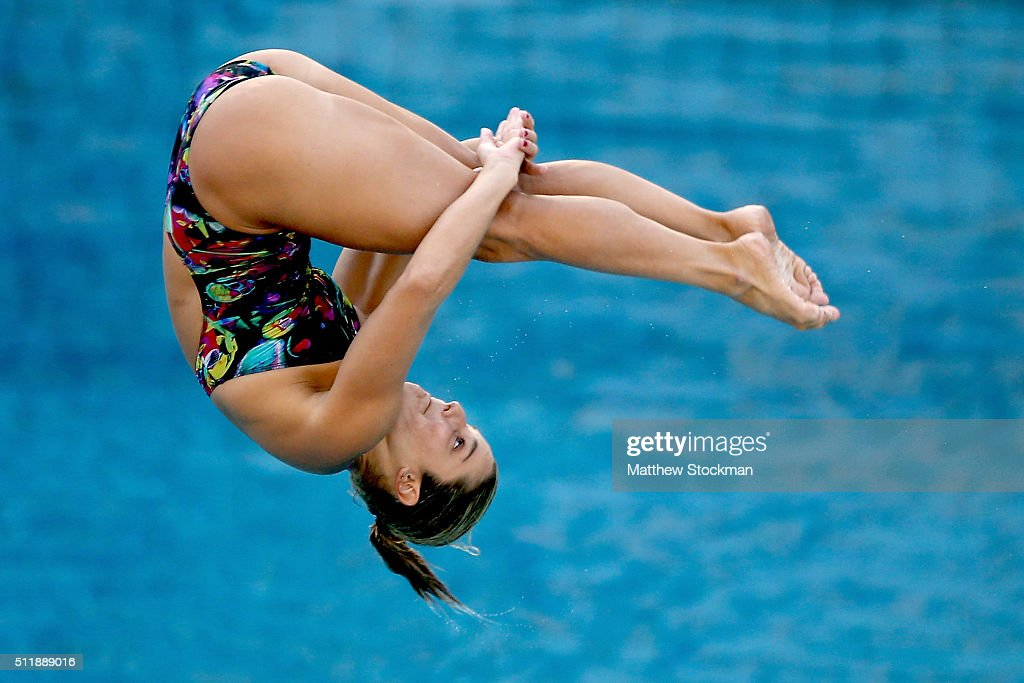 FINA Diving World Cup - Aquece Rio Test Event for the Rio 2016 Olympics : News Photo