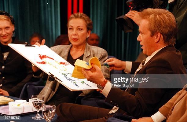"""Juliane Bartel und Johannes B. Kerner -;""""III nach 9""""-Talkshow vom ,"""