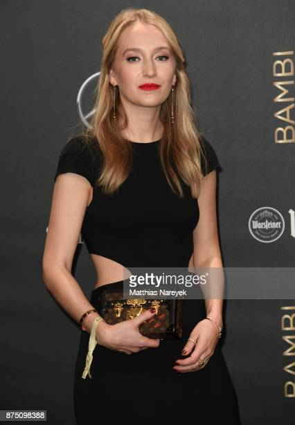 Juliane Diesner arrives at the Bambi Awards 2017 at Stage Theater on November 16 2017 in Berlin Germany