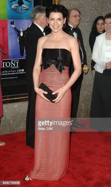 Julianna Margulies arrives to the 60th Annual Tony Awards held at Radio City Music Hall New York City BRIAN ZAK