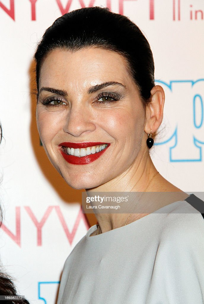 Julianna Margulies attends 2013 NYWIFT Designing Women Awards at The McGraw-Hill Building on May 23, 2013 in New York City.