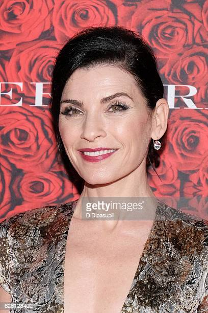 Julianna Margulies attends 'An Evening Honoring Carolina Herrera' at Alice Tully Hall at Lincoln Center on December 6 2016 in New York City