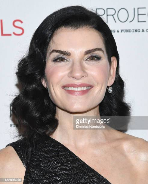 Julianna Margulies attends Project ALS 21st Annual New York City Gala at Cipriani 42nd Street on October 23 2019 in New York City