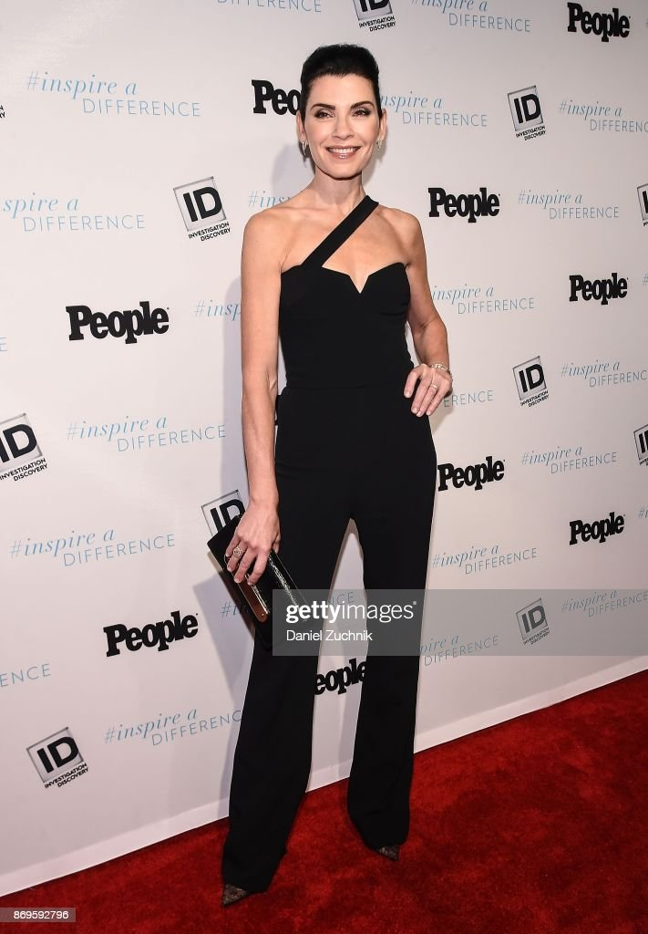 Julianna Margulies attends the 2017 Inspire A Difference Honors Event at Dream Hotel on November 2, 2017 in New York City.
