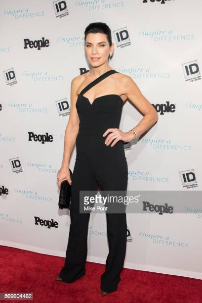 Julianna Margulies attends the 2017 Inspire A Difference Honors event at Dream Hotel on November 2 2017 in New York City
