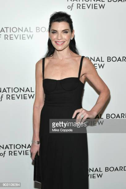 Julianna Margulies attends the 2018 The National Board Of Review Annual Awards Gala at Cipriani 42nd Street on January 9 2018 in New York City