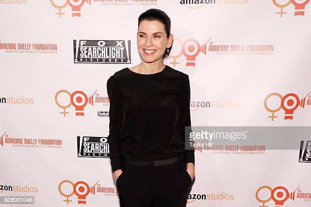 Julianna Margulies attends the Adrienne Shelly Foundation 10th Anniversary Gala at The Angel Orensanz Foundation on December 5 2016 in New York City