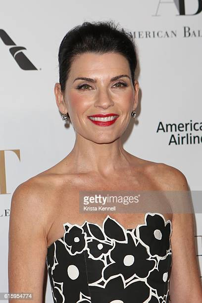 Julianna Margulies attends the American Ballet Theatre 2016 Fall Gala at David H Koch Theater at Lincoln Center on October 20 2016 in New York City