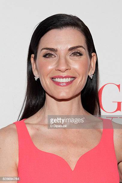 Julianna Margulies attends 'The Good Wife' Finale Party at the Museum of Modern Art on April 28 2016 in New York City