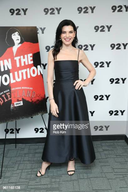Julianna Margulies attends the New York Screening of Dietland at 92nd Street Y on May 21 2018 in New York City