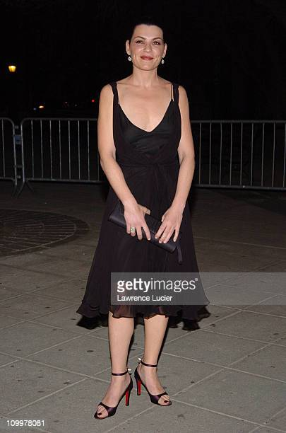 Julianna Margulies during 4th Annual Tribeca Film Festival Vanity Fair Party at New York Supreme Court in New York City New York United States