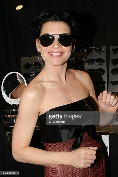 Julianna Margulies during 60th Annual Tony Awards On 3 Productions Gift Suite at Radio City Music Hall in New York City New York United States