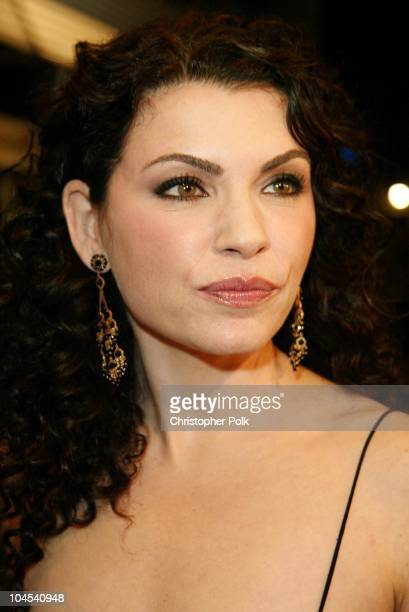 Julianna Margulies during 'Ghost Ship' Premiere at Mann Village in Los Angeles CA United States
