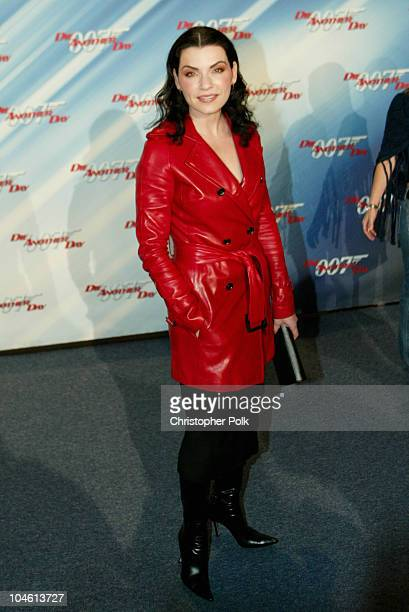 Julianna Margulies during Special Screening of MGM's 'Die Another Day' at The Shrine Auditorium in Hollywood CA United States