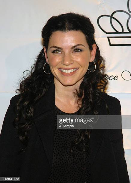 Julianna Margulies during The 2005 Princess Grace Awards at Cipriani 42nd Street in New York City, New York, United States.