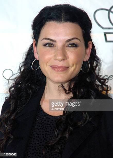 Julianna Margulies during The 2005 Princess Grace Awards at Cipriani 42nd Street in New York City New York United States