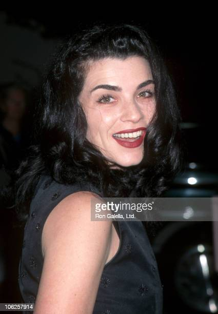 Julianna Margulies during Viewers for Quality Television Gala Dinner September 23 1995 at Roosevelt Hotel in Hollywood California United States