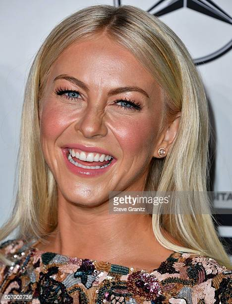 Julianne Hough arrives at the Variety And Women In Film's PreEmmy Celebration at Gracias Madre on September 16 2016 in West Hollywood California