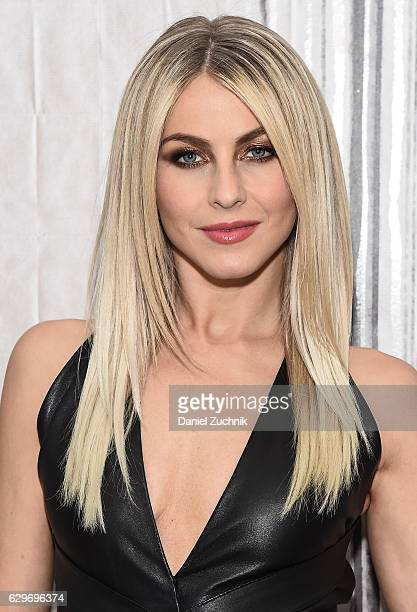 Julianne Hough attends AOL Build to discuss the 'Move Live' Performance Tour at AOL HQ on December 14 2016 in New York City