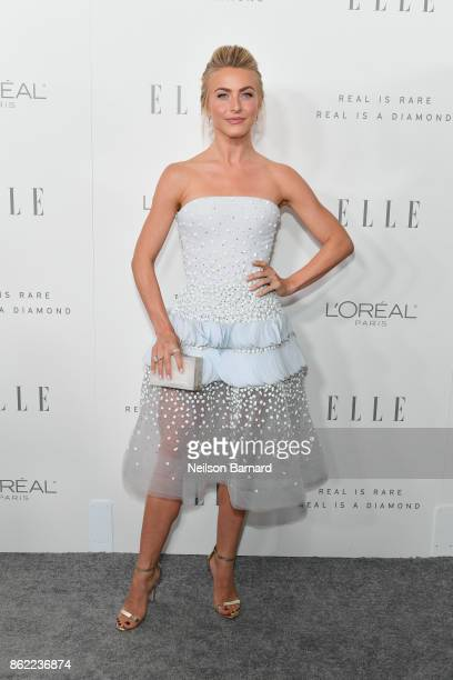 Julianne Hough attends ELLE's 24th Annual Women in Hollywood Celebration presented by L'Oreal Paris Real Is Rare Real Is A Diamond and CALVIN KLEIN...