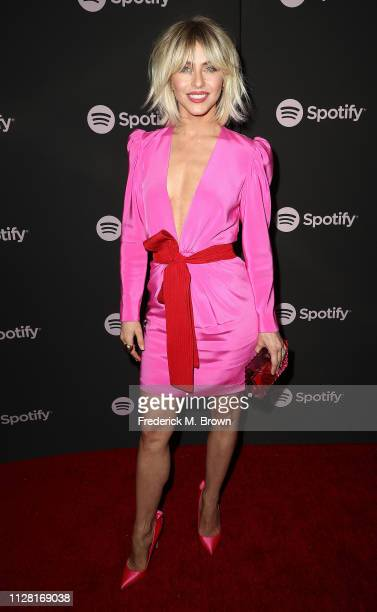 Julianne Hough attends Spotify's Best New Artist Party at the Hammer Museum on February 07 2019 in Los Angeles California