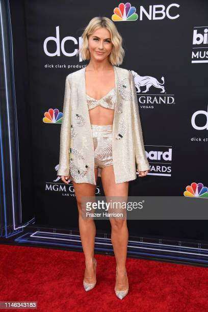 Julianne Hough attends the 2019 Billboard Music Awards at MGM Grand Garden Arena on May 01 2019 in Las Vegas Nevada