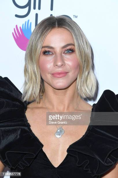 Julianne Hough attends the 2nd Annual Girl Up #GirlHero Awards at the Beverly Wilshire Four Seasons Hotel on October 13 2019 in Beverly Hills...