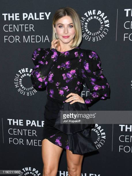 Julianne Hough attends The Paley Center For Media Presents: An Evening With Derek Hough And Julianne Hough at The Paley Center for Media on December...