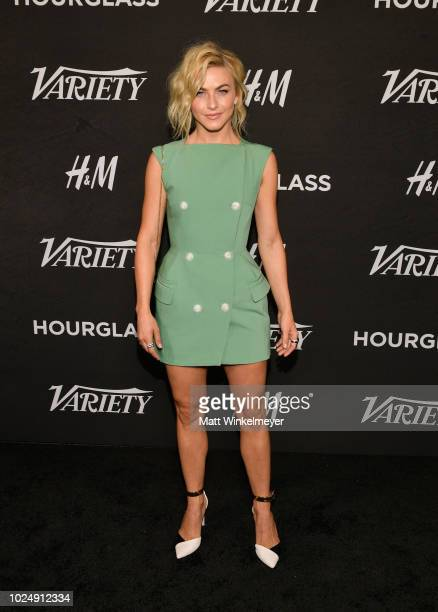 Julianne Hough attends Variety's annual Power of Young Hollywood at Sunset Tower Hotel on August 28 2018 in West Hollywood California