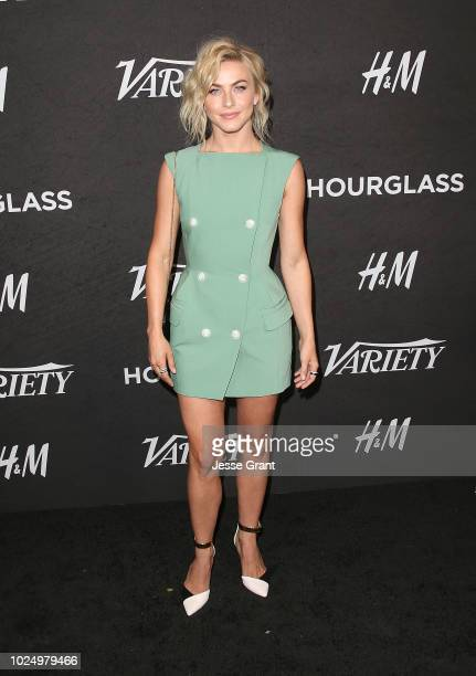 Julianne Hough attends Variety's Power of Young Hollywood event at the Sunset Tower Hotel on August 28 2018 in West Hollywood California