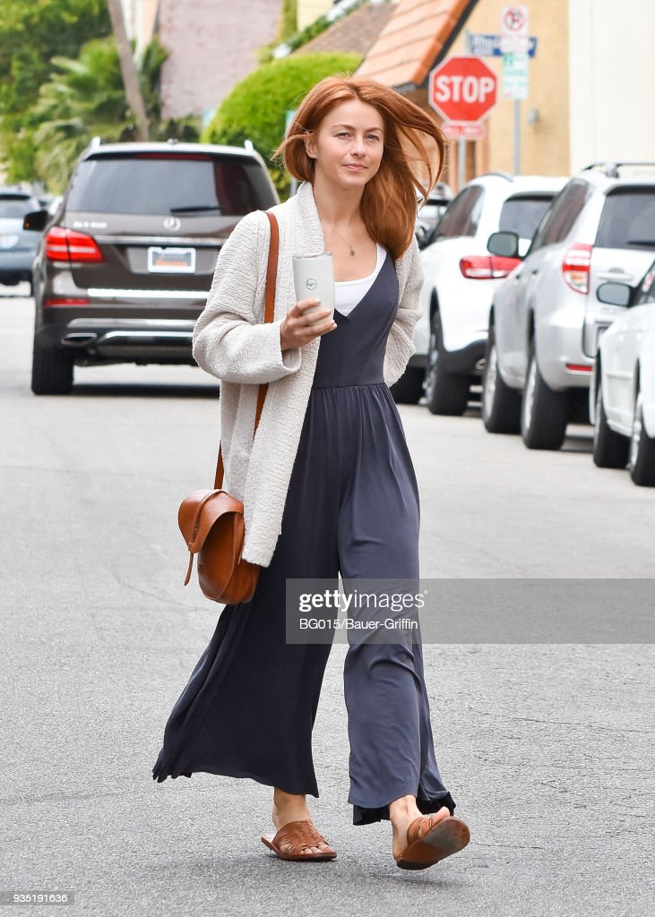 Celebrity Sightings In Los Angeles - March 20, 2018