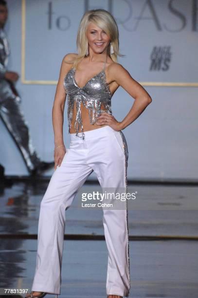Julianne Hough wearing Tommy Hilfiger