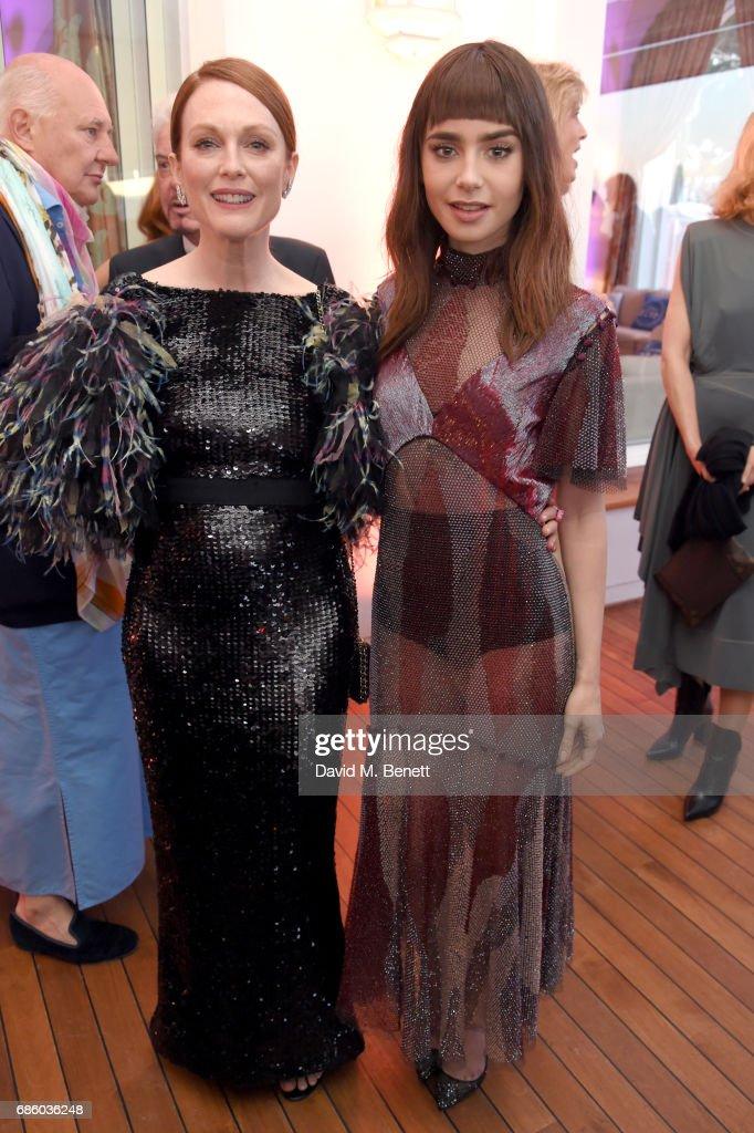 Vanity Fair And HBO Dinner : News Photo