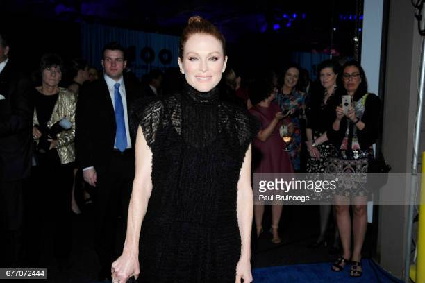 Julianne Moore attends Planned Parenthood 100th Anniversary Gala at Pier 36 on May 2 2017 in New York City