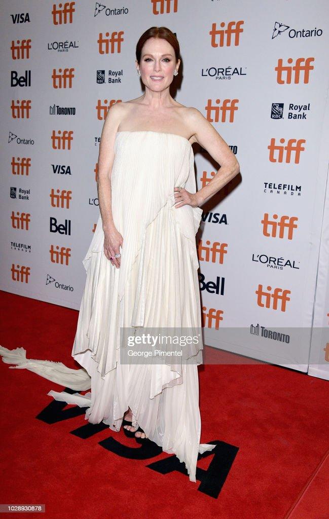 "2018 Toronto International Film Festival - ""Gloria Bell"" Premiere : News Photo"