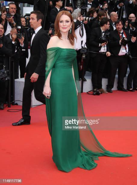 """Julianne Moore attends the opening ceremony and screening of """"The Dead Don't Die"""" during the 72nd annual Cannes Film Festival on May 14, 2019 in..."""