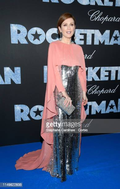 Julianne Moore attends the Rocketman Gala Party during the 72nd annual Cannes Film Festival on May 16 2019 in Cannes France