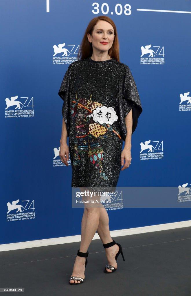 Suburbicon Photocall - 74th Venice Film Festival : News Photo