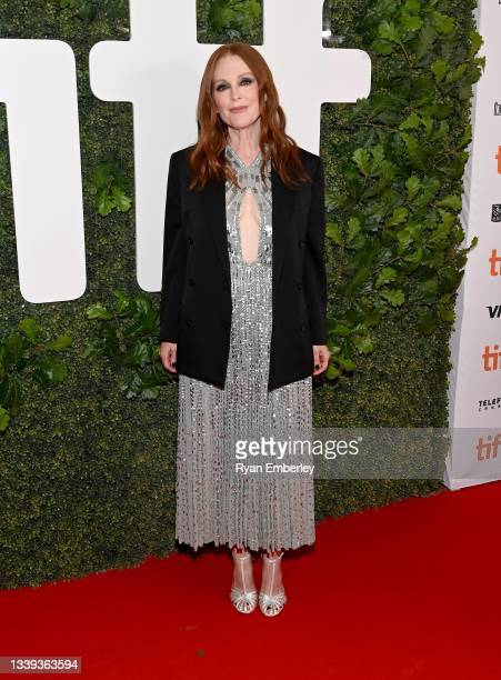 """Julianne Moore attends The World Premiere of """"Dear Evan Hansen"""" presented by Universal Pictures at the Opening Night of The Toronto International..."""