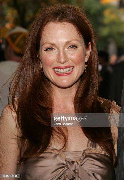 Julianne Moore during 2005 Toronto Film Festival 'Trust The Man' Premiere at 43 Gerrard St East in Toronto Canada