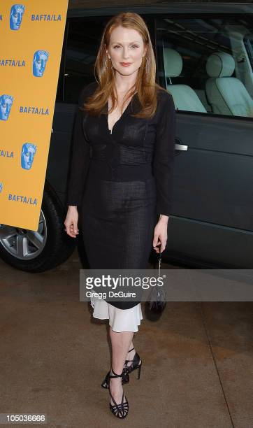Julianne Moore during The 9th Annual BAFTA/LA Tea Party at Park Hyatt Hotel in Los Angeles, California, United States.