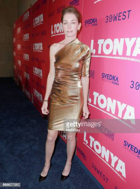 Julianne Nicholson attends Premiere Of Neon And 30 West's I Tonya' at the Egyptian Theatre on December 5 2017 in Hollywood California