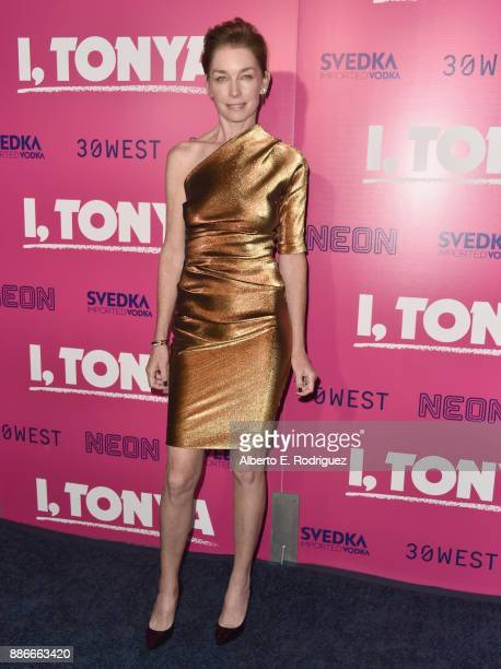 Julianne Nicholson attends Premiere Of Neon's I Tonya at the Egyptian Theatre on December 5 2017 in Hollywood California