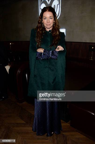 Julianne Nicholson attends the after party for AUGUST OSAGE COUNTY presented by The Weinstein Company with Ram Trucks on December 12 2013 in New York...