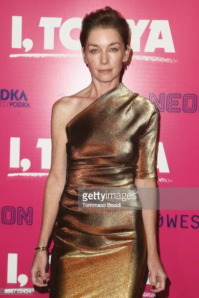 Julianne Nicholson attends the Los Angeles Premiere of 'I Tonya' at the Egyptian Theatre on December 5 2017 in Hollywood California