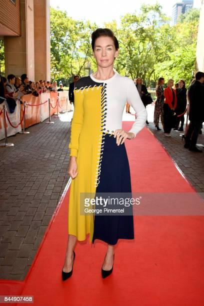 Julianne Nicholson attends the 'Who We Are Now' premiere during the 2017 Toronto International Film Festival at Ryerson Theatre on September 9 2017...