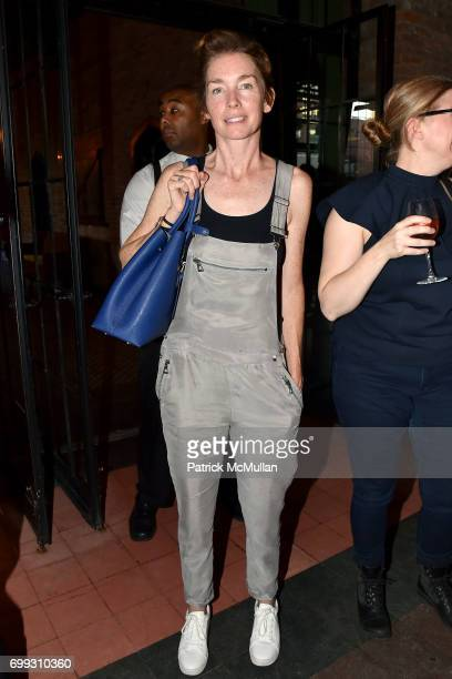 Julianne Nicholson attends Walt Cessna ReMemory and Tribute at Bowery Hotel on June 12 2017 in New York City