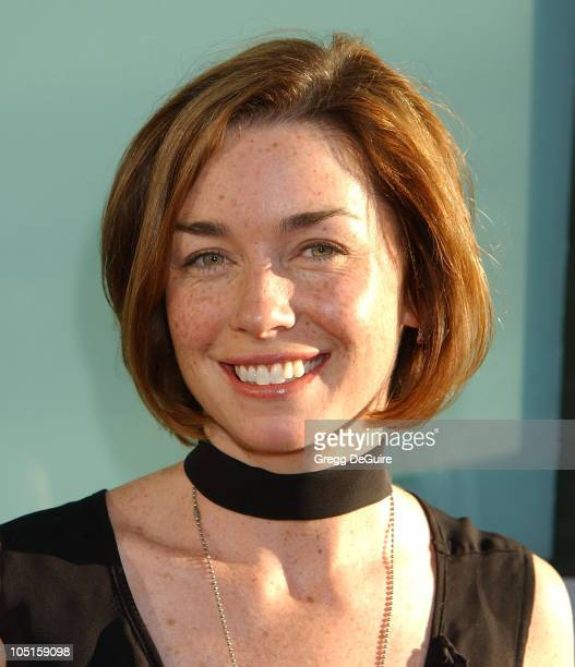 Julianne Nicholson during Uptown Girls Premiere at Archlight Theatre in Hollywood California United States