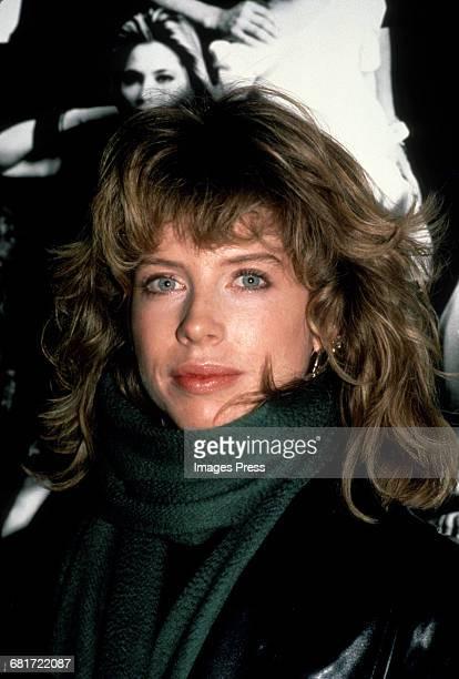 Julianne Phillips circa 1986 in New York City.